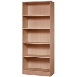 Photo of Hammerbacher 6000 Procura filing shelf walnut 4 shelves Hammerbacher