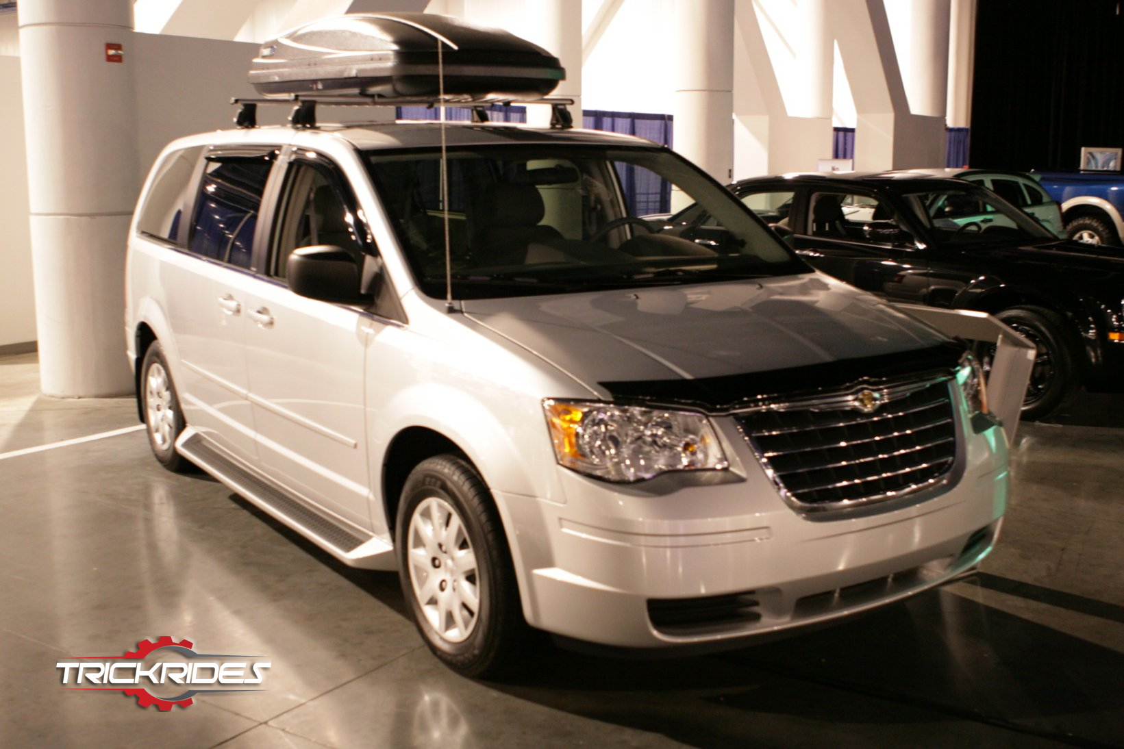 23++ Custom chrysler town and country trends