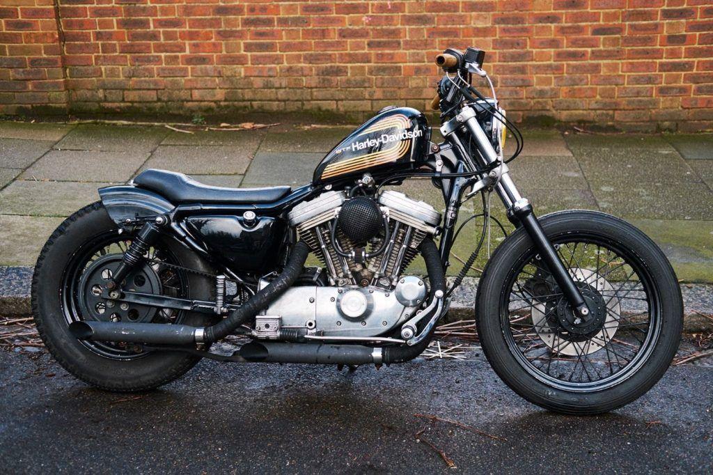 1994 XLH Harley Davidson Sportster 883 Custom Bobber CUSTOM