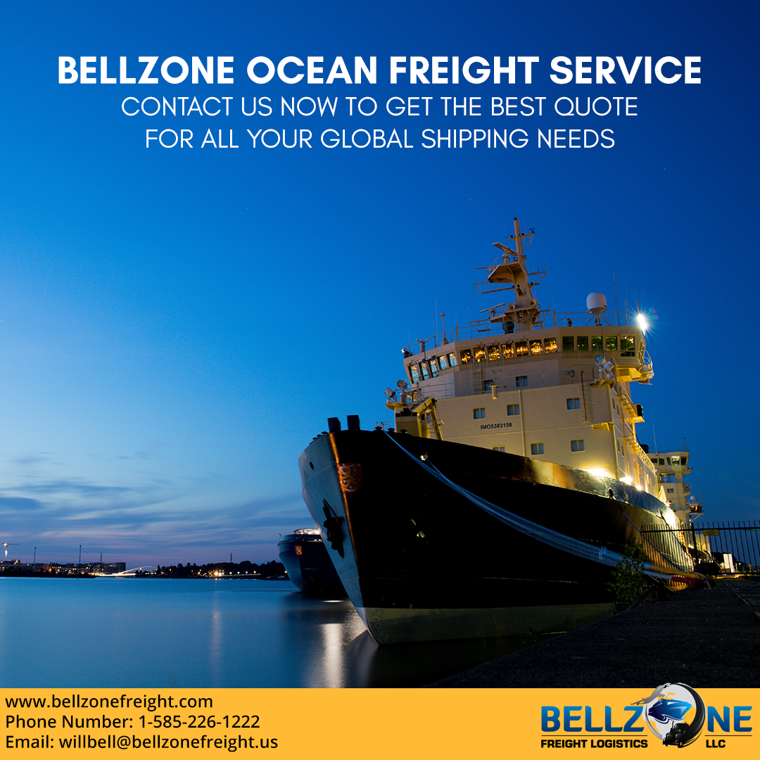Bellzone Ocean Frieght Service We can find the most cost