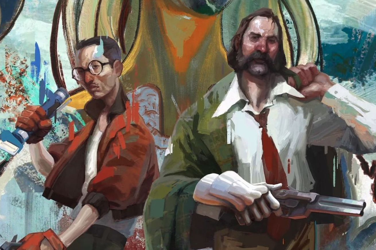 Popular Rpg Disco Elysium May Be Adapted Into A Tv Show Image Comics Artist Elysium