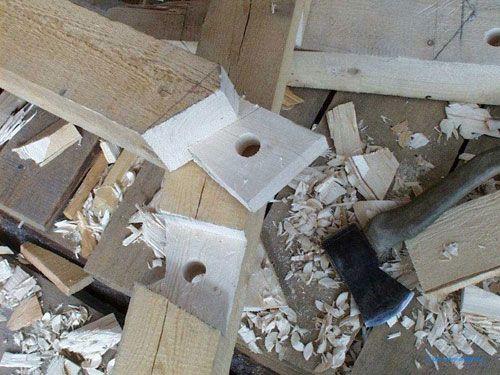 Perinteiset liitokset - Rakennusliitokset - PuuProffa