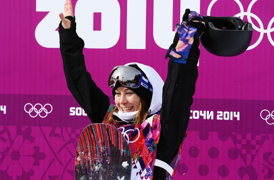 Finnish snowboarder Enni Rukajärvi takes slopestyle silver