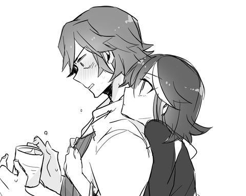 「KLK」/「あん子」の漫画 [pixiv]