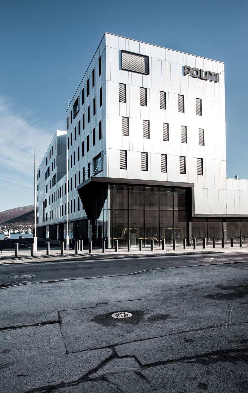 1st Prize In Turnkey Competition In 2011, In Cooperation With The  Construction Company ECONOR AS. The Facility Includes Joint Operational  Unit, PST, ...