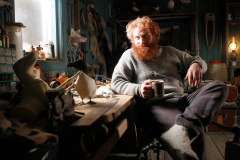 FEARING THE RESULT: Game of Thrones star Kristofer Hivju fears that Norwegian film flags out about Filmparken at Jar disappears. He looks rather that Norway attracts foreign productions. - Then it is vital that you make available a film park. PHOTO: MARTINE HOFF JENSEN