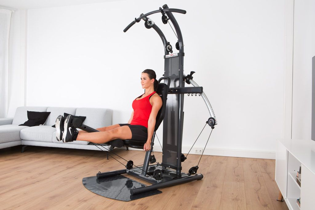 Weider home gym system black in products at home