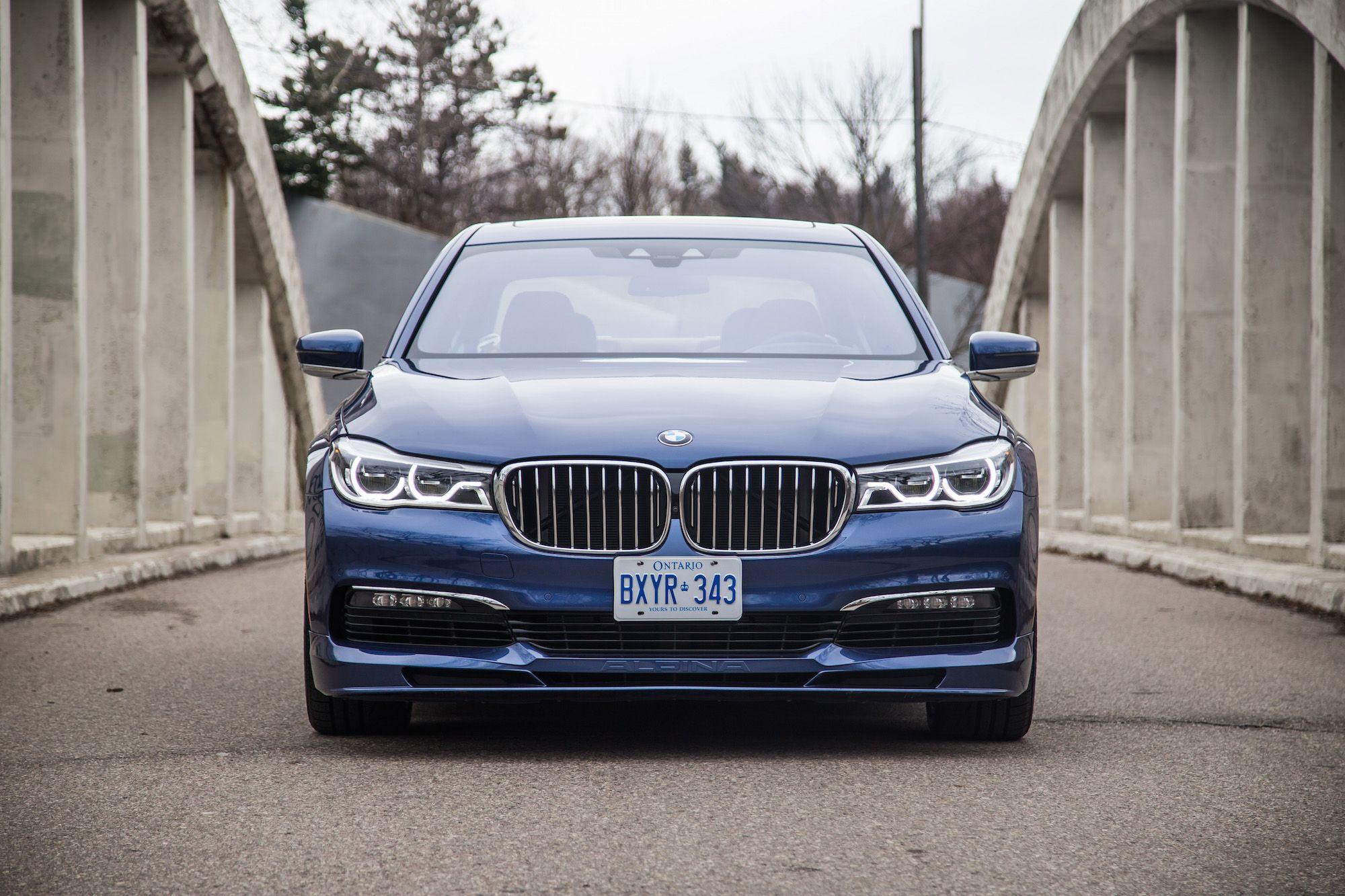 BMW Alpina B7 アルピナ