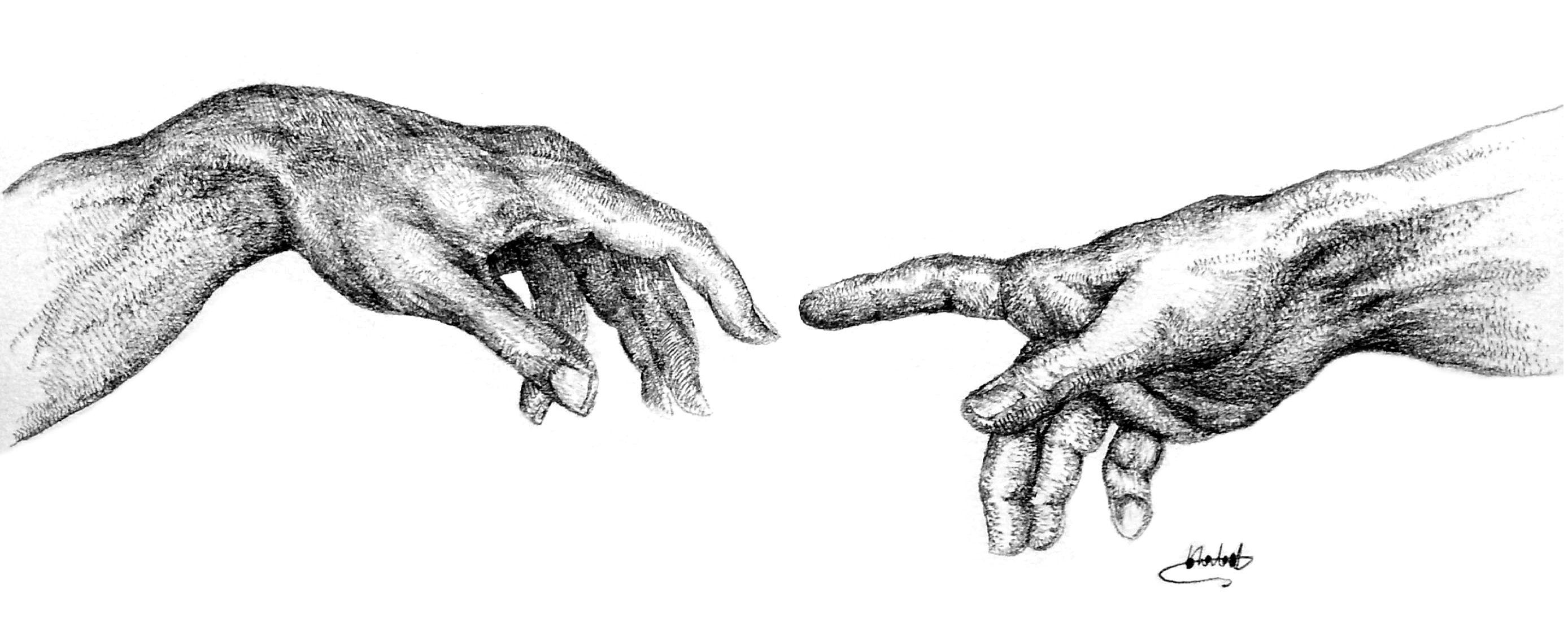 шейк картинки рисунки руки микеланджело огромные, прозрачные