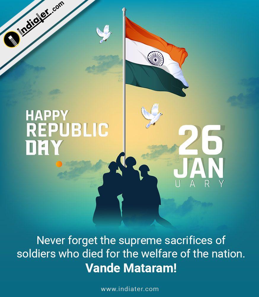 Happy Republic Day Wishes Greetings Image Uri The Surgical Strike Republic Day Happy Republic Day Republic Day Wishes