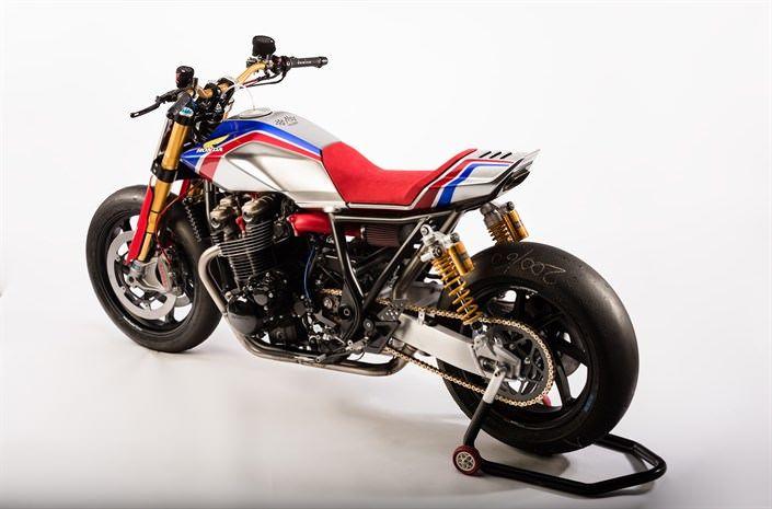 2017 Honda Cb1100 Tr Concept Motorcycle Vintage Retro Cafe Racer