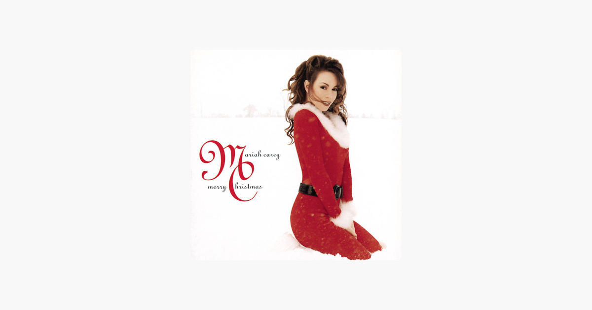 All I Want For Christmas Is You Mariah Carey 출처 애플뮤직