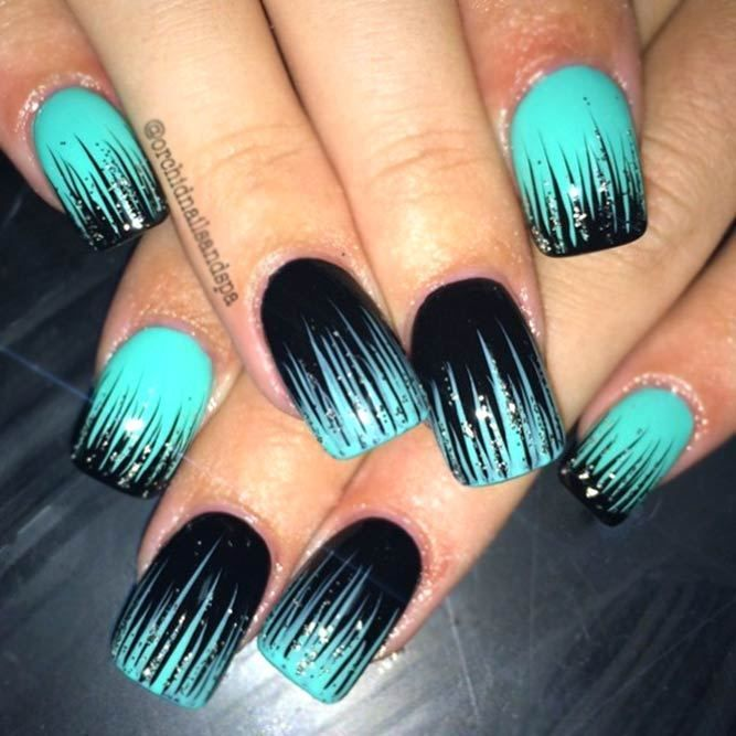 Photo of – – Last Gorgeous Waterfall Nails nel 2019 – foto