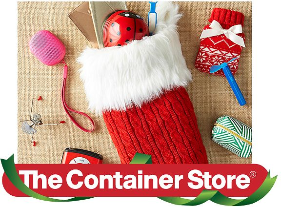 20% Off Stocking Stuffers Sale at The Container Store Sale (containerstore.com) - (http://bit.ly/1lP5E79)