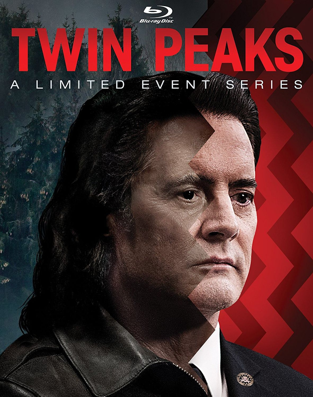 Twin Peaks S3 Blu-Ray cover