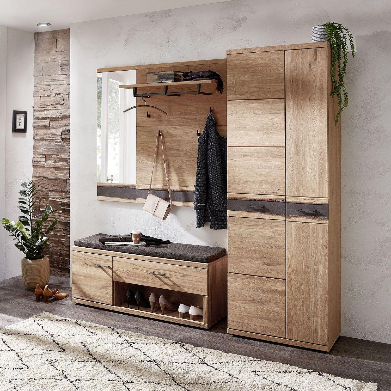 Garderobenbank Goodwood Ii In 2020 Flur Design Garderobenspiegel Garderobenbank
