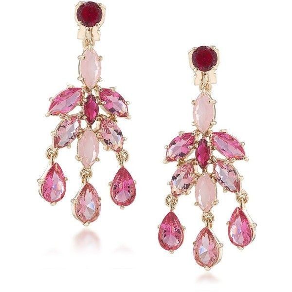 Carolee small chandelier earrings 65 liked on polyvore carolee small chandelier earrings 65 liked on polyvore aloadofball Image collections