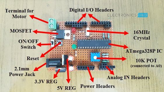 Make Your Own Arduino Board