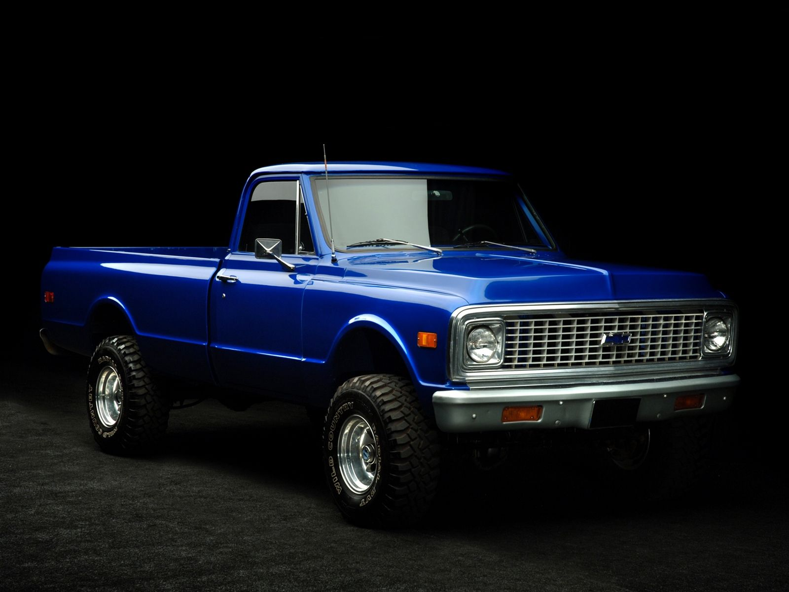 Chevrolet 1500 pickup my dream truck