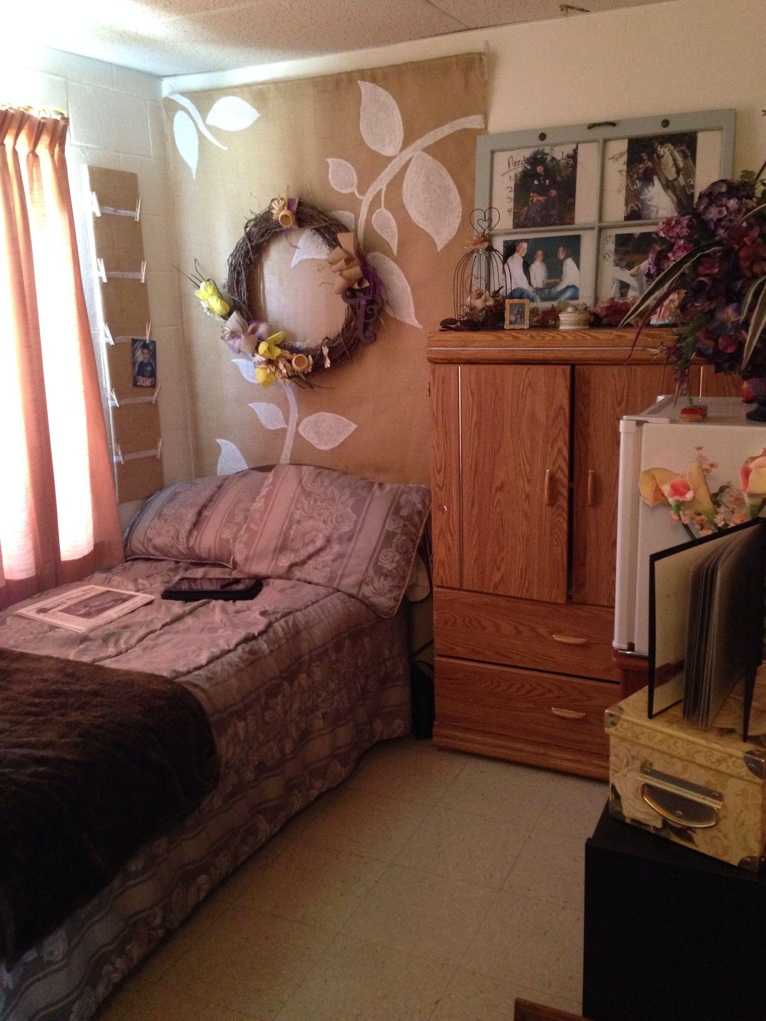Nursing Home Decor For Loved One Use Lightweight Fabrics