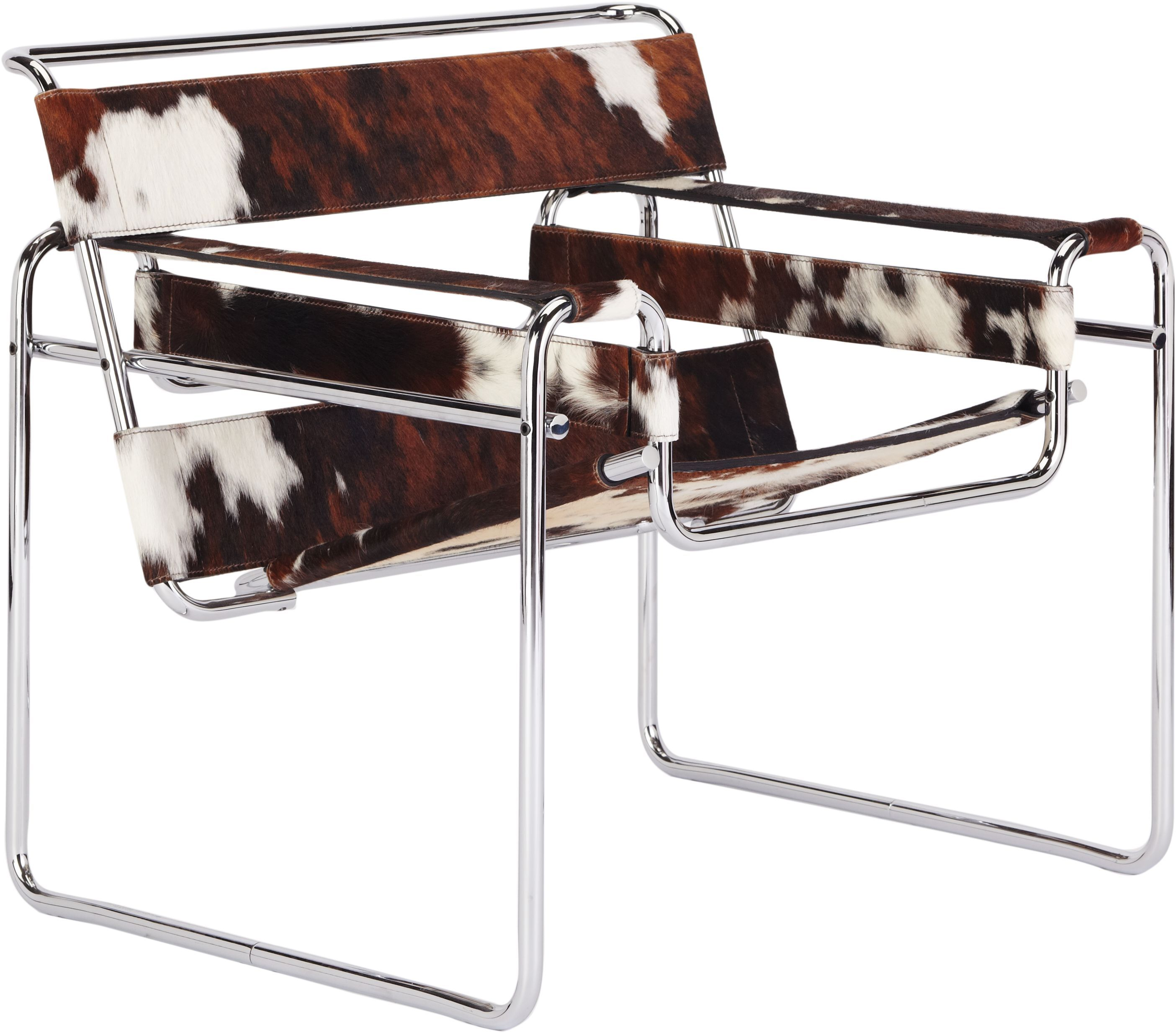 In spirit and stature, Marcel Breuer's Wassily Chair (1925