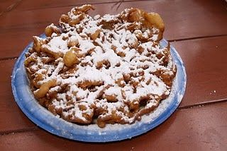 Funnel Cake funnel cake downtown disney