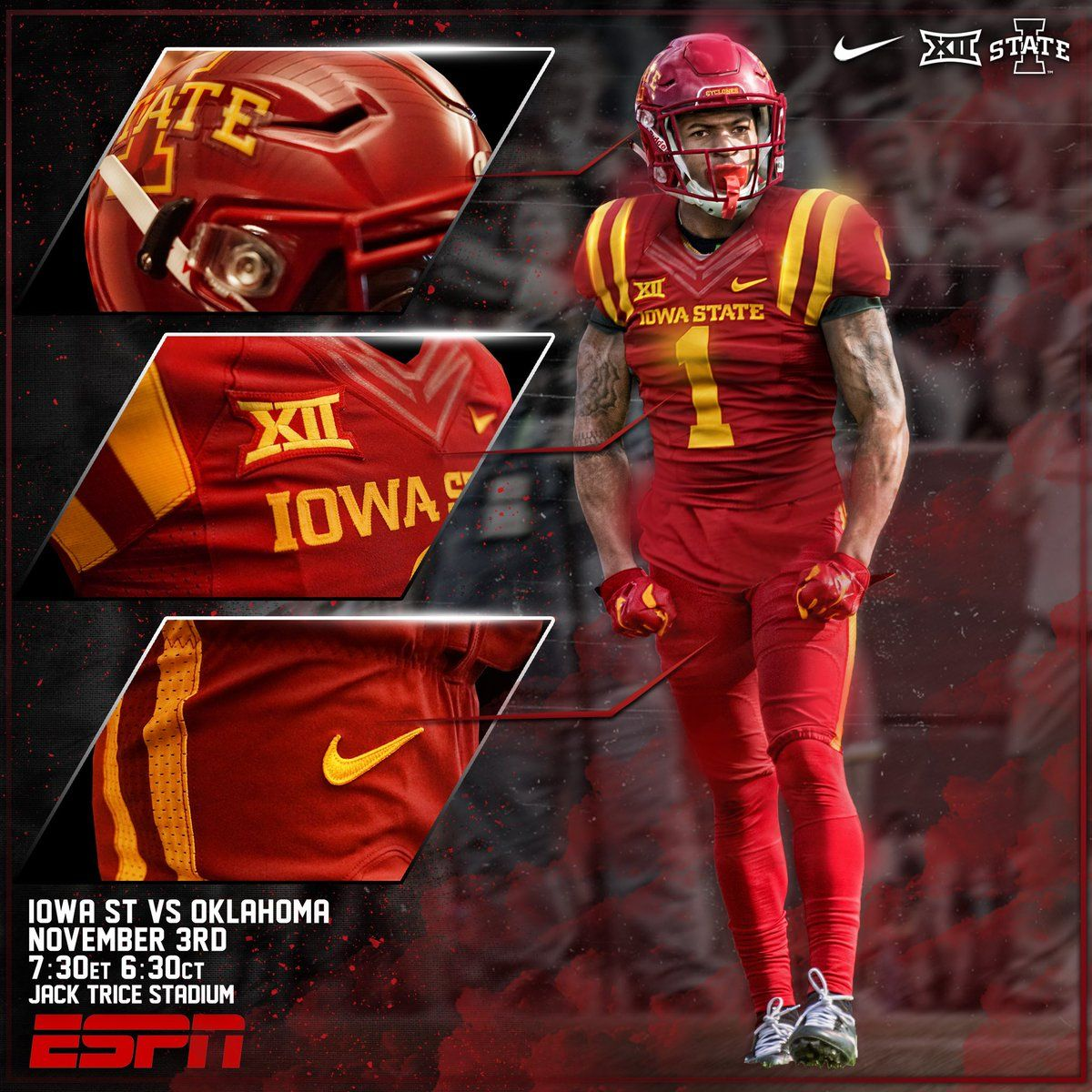 Iowa State Sports Design Inspiration Sports Design Iowa State