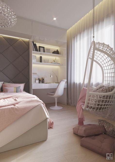 Pin de Aa en детская Pinterest Cuarto, Ideas para dormitorios y - como decorar mi cuarto