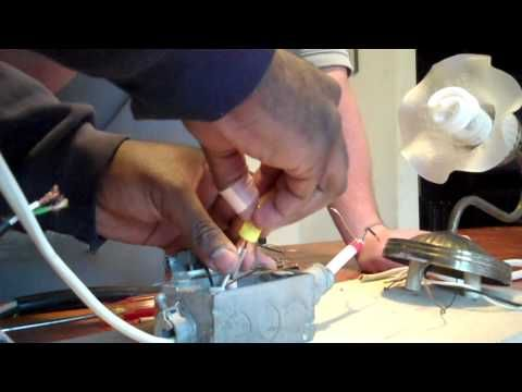 Learning Basic Electrical Wiring (Installing 15 Amp Switch ...