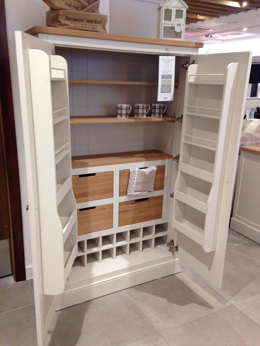 Freestanding Larder Unit From Next