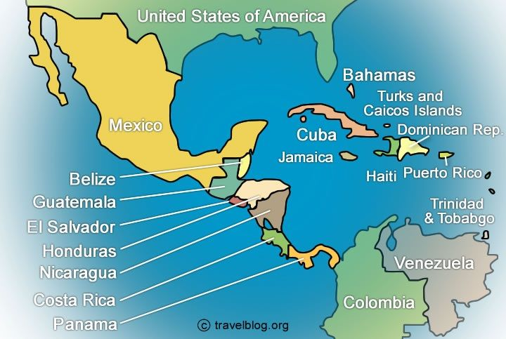 Central America Caribbean Travel Blogs, Photos and Forum | TRAVEL ...