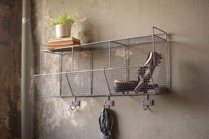 Wire Wall Storage Baskets With Hooks Wall Basket Storage Hanging Wire Basket Wire Wall Basket