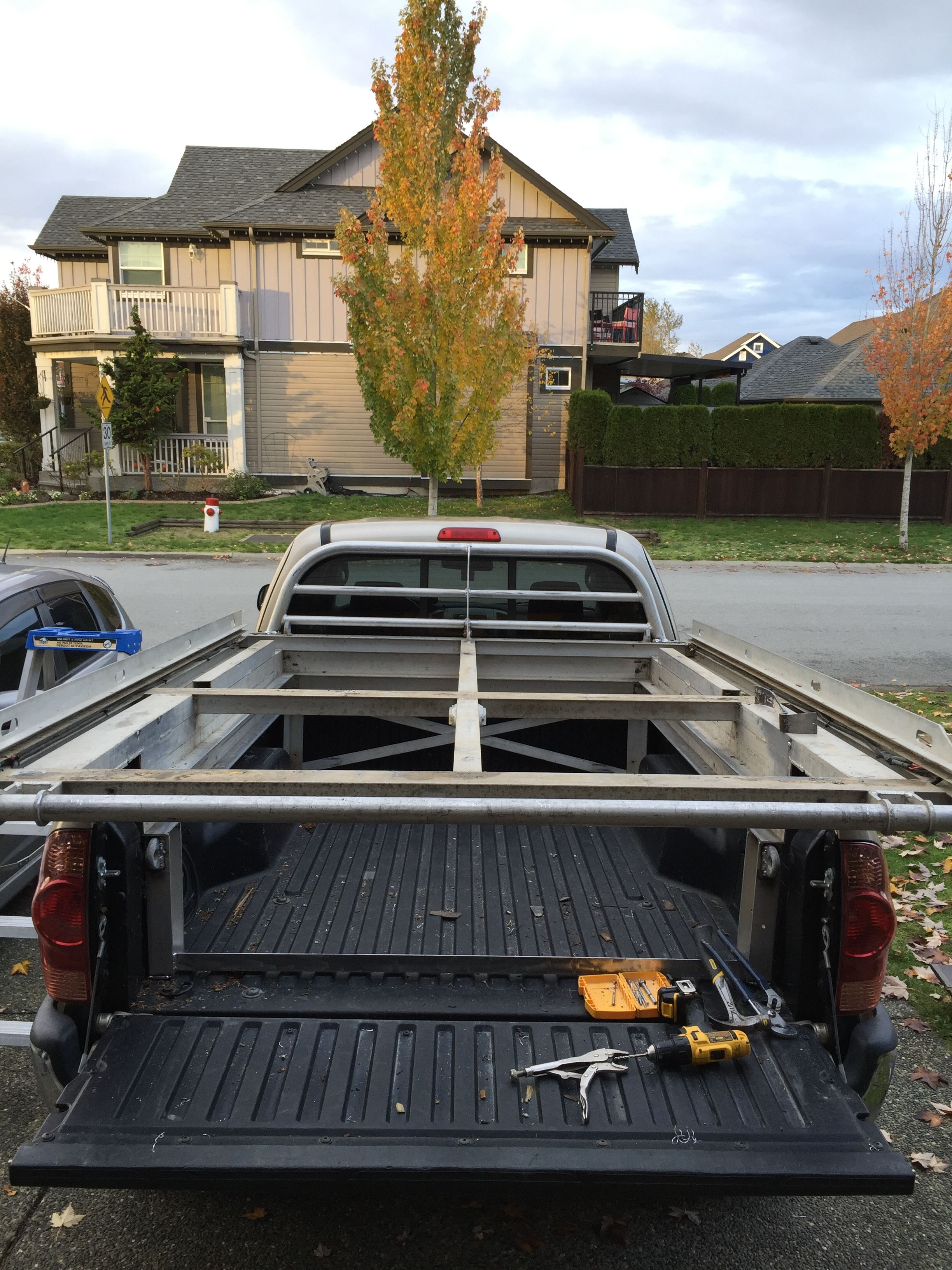 Pin By Brady Peden On Tacoma Denali Sled Deck Truck Accessories