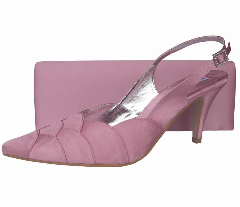 b9641555b076 Selina Quartz Pink Ladies Shoes