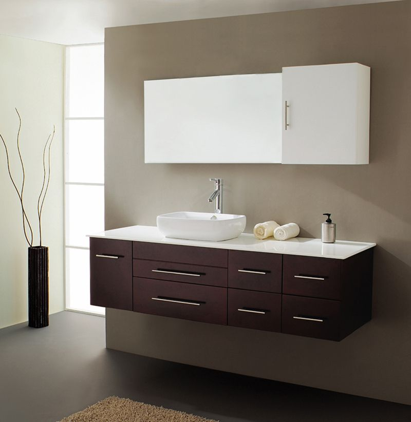 virtu usa 59 justine bathroom vanity httpwwwlistvanities