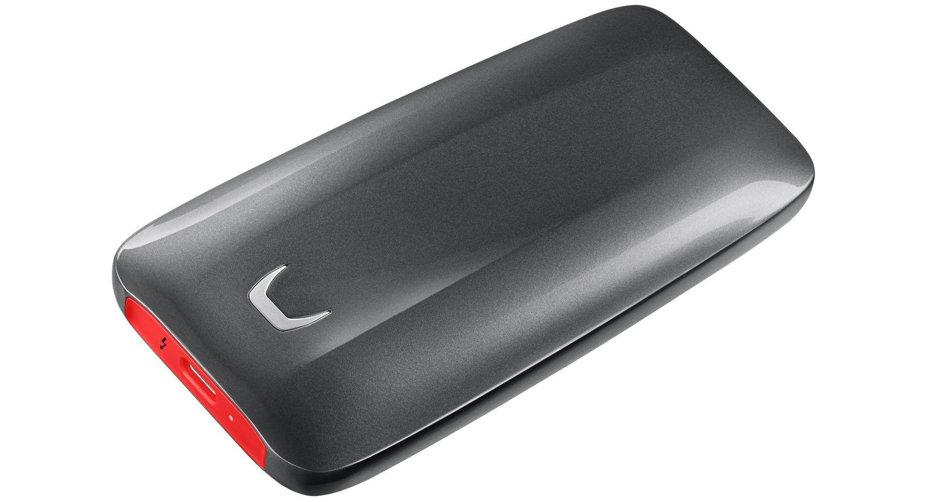 Samsung X5 2Tb External Thunderbolt 3 SSD Samsung