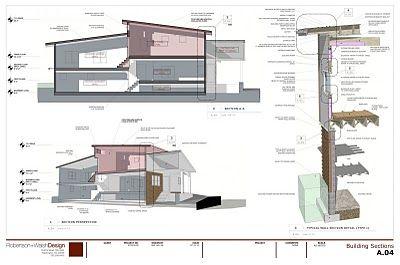 Sketchup Pro Case Study Robertson Walshdesign 3d Interior