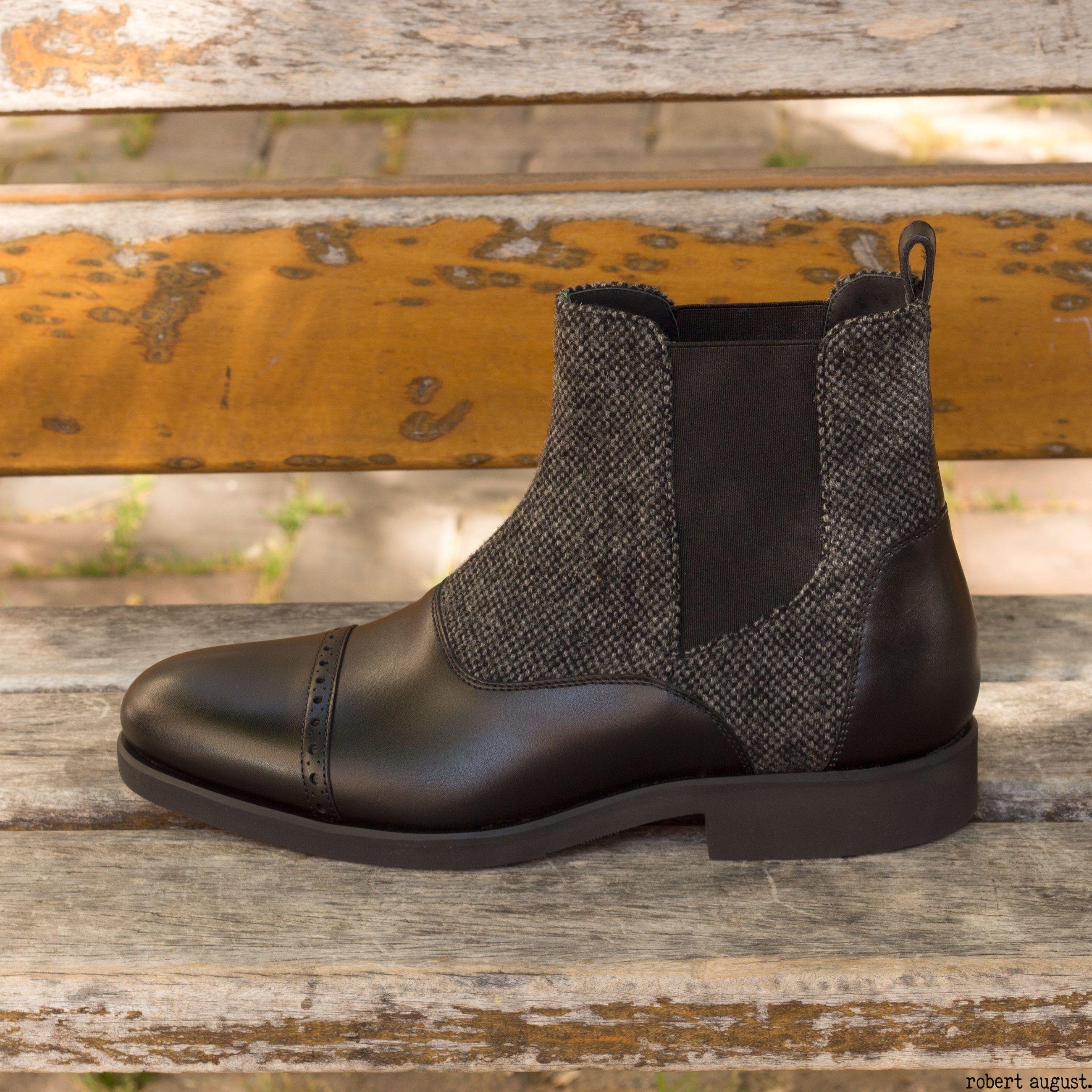 Custom Made Men's | Chelsea boots