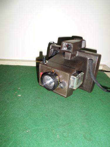 Polaroid-Analogkamera-Kamera-Sofortbildkamera-Sofortbild-Raritaet-Selten-EE33