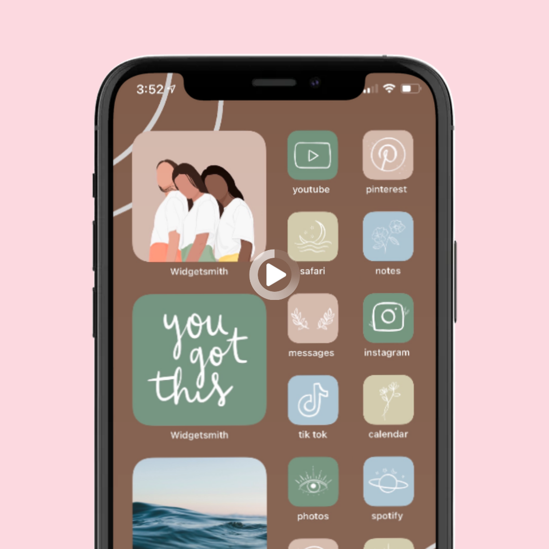 Redirecting In 2021 Iphone Home Screen Layout Homescreen Iphone Homescreen