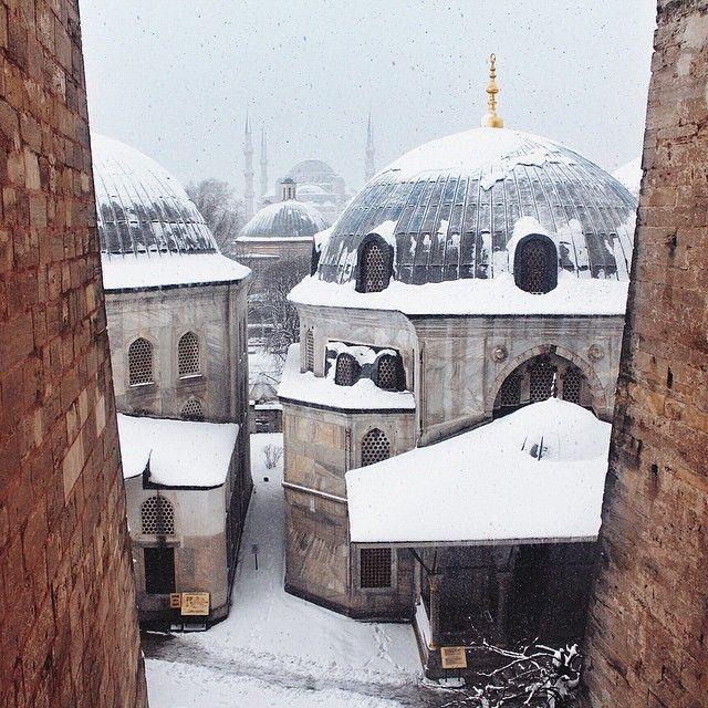 Istanbul right now [by Sezgi Olgac]