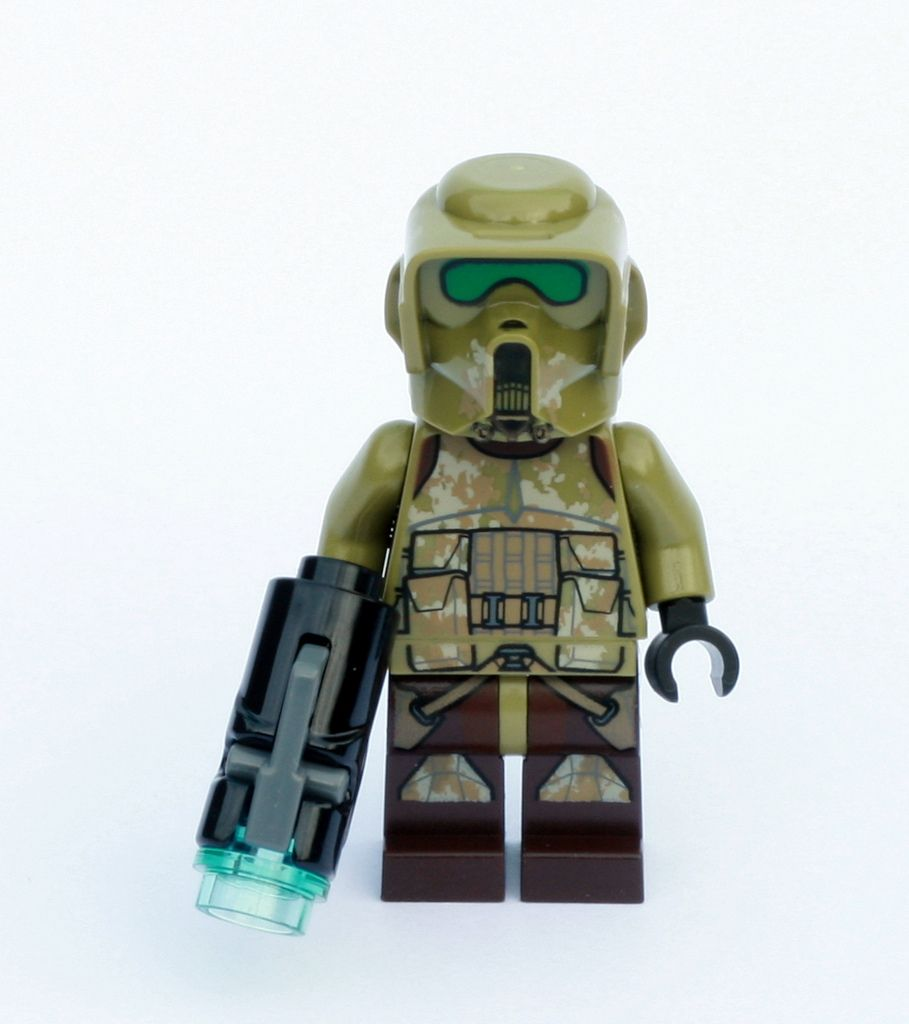 41 Elite 41st elite corps clone trooper (75035) lego star wars