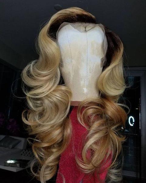 prom hairstyles half up half down pin# 625 #promhairstyleshalfuphalfdown | Hair styles, Wig ...