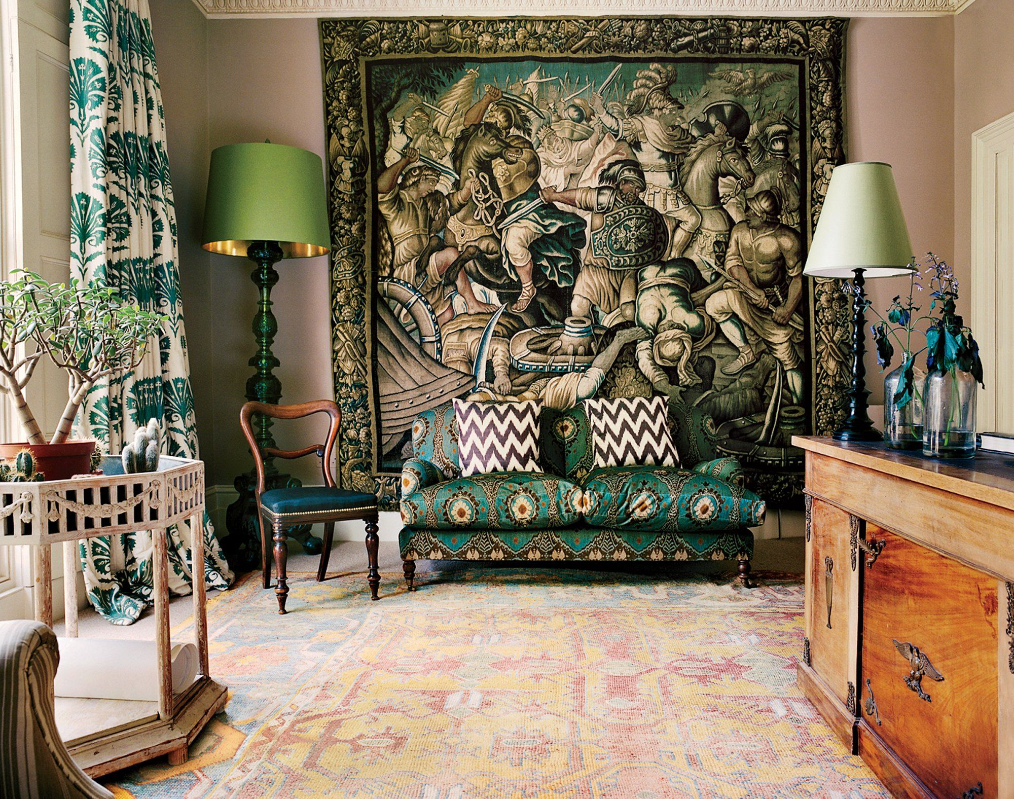 The Decorating Trends to Look for in 2017 | Interiors, Room and Modern