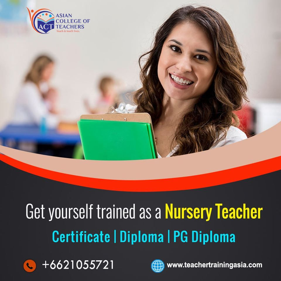teacher study embark nursery own
