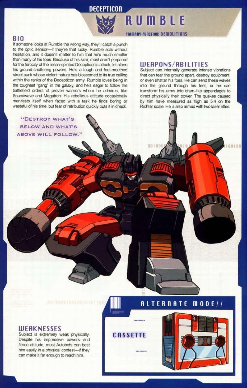 transformers universe gallery g1 ravage amp rumble