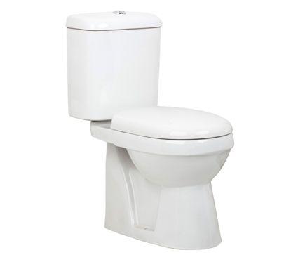 Pack De Wc Con Salida Vertical Sensea New Esla Leroy Merlin Inodoro Baño Sanitario Sala
