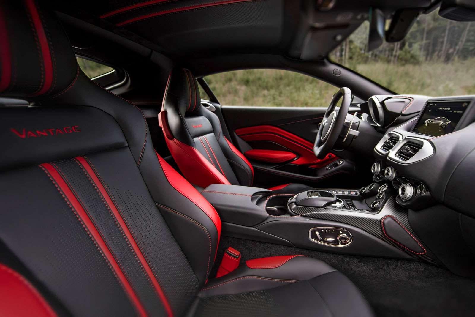 2018 Aston Martin Vantage Interior Aston Martin Vanquish Aston Martin Vantage New Aston Martin