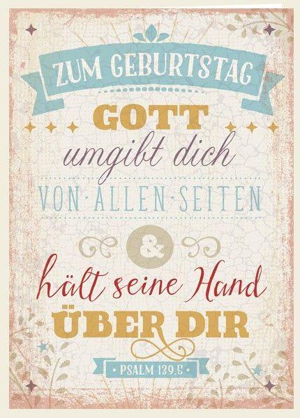 Mullers Design Foto Klappkarten Mit Bibelspruch
