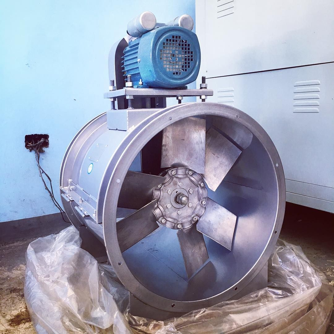 Deton T40 Series Industrial Axial Fan for commercial